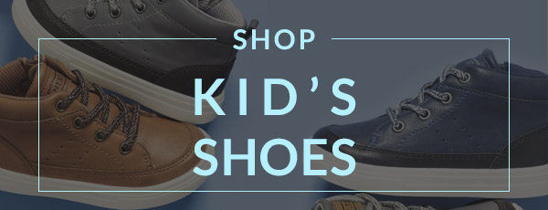 Shop kid's shoes today