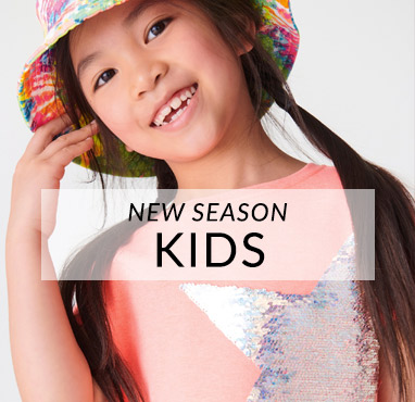 Shop the Kidswear New Season