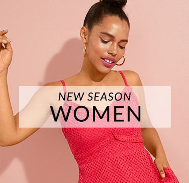 Shop the womens new season