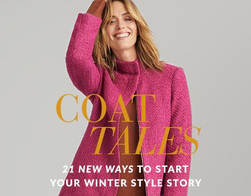 Coat Look Book