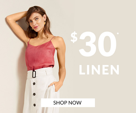 $30 Linen