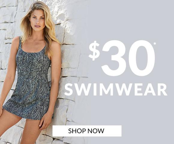 $30 Swimwear