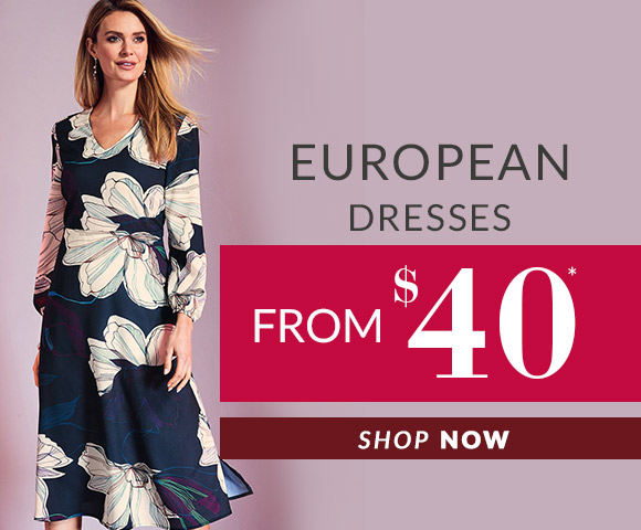 European Dresses