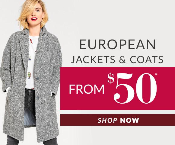 European Jackets & Coats