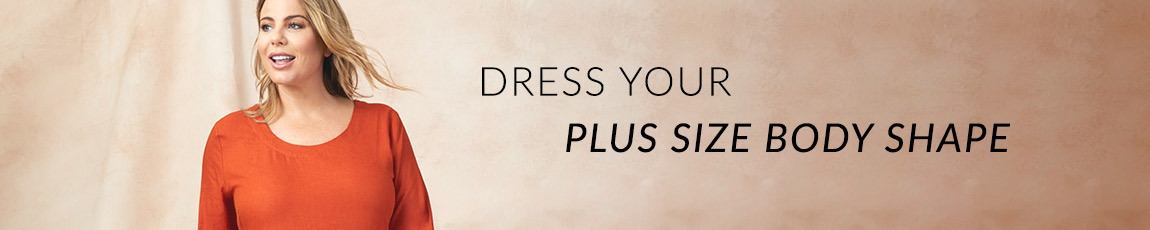Plus Size Fashion Tips for Your Body Shape | EziBuy
