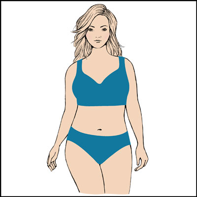 306da95ec35aa Plus Size Fashion Tips for Your Body Shape