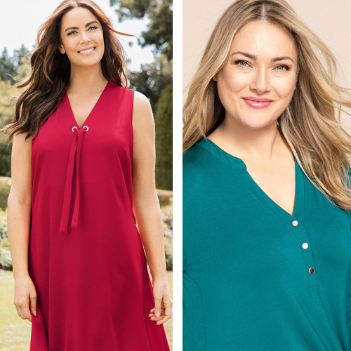 0c6b892dcff The Hottest Plus Size Summer Fashion Trends for Curvy Women