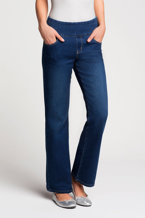 Capture SuperStretch Pull On Support Jeans