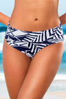 Quayside Fold Over Bikini Pants