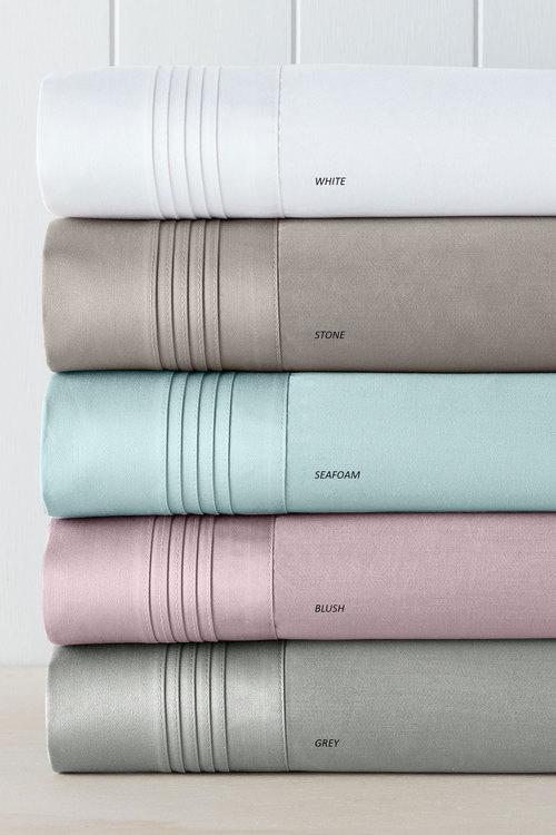 1000 Thread Count Egyptian 100% Cotton Sateen Sheet Set