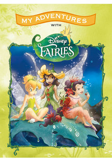 Personalised Adventure Book Disney Fairies