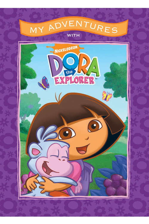 Personalised Adventure Book Dora The Explorer