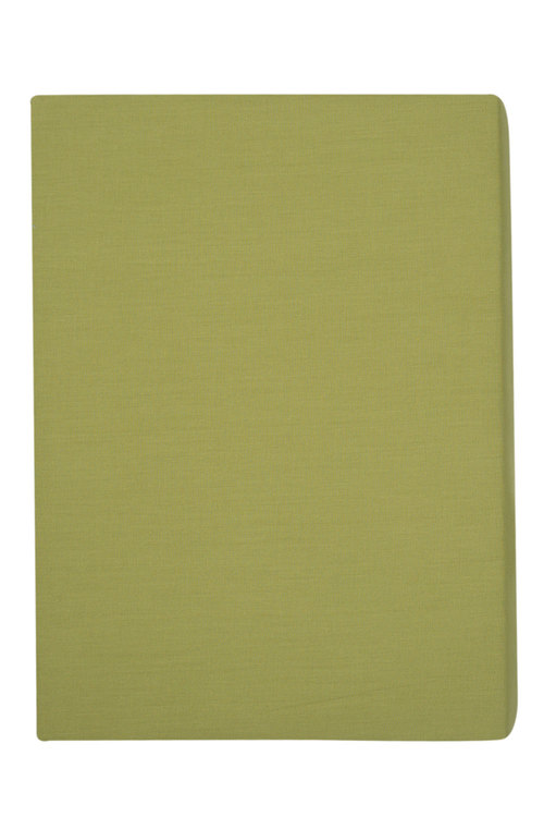 250 Thread Count Pure Cotton Fitted Sheet
