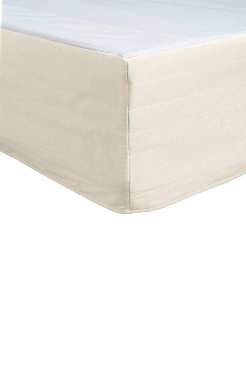 Pure Cotton Quilted Valance