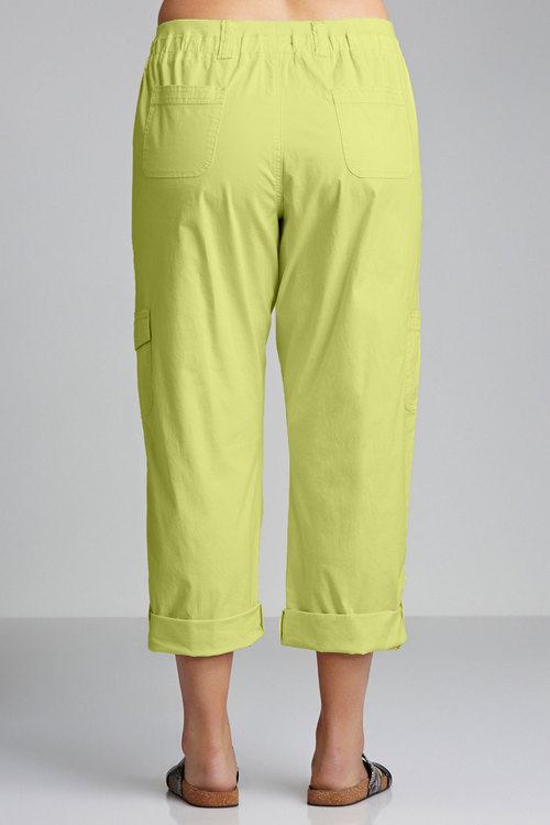 Plus Size - Sara Convertible Cargo Pants