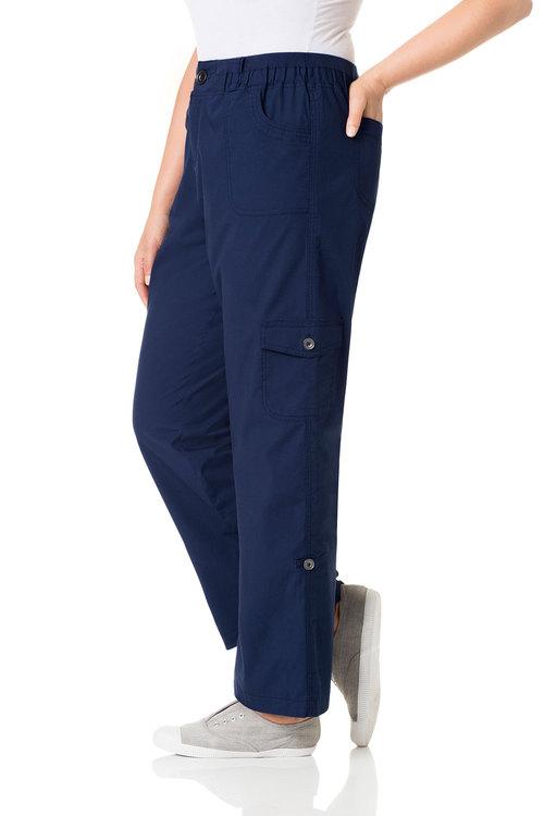 Plus Size - Sara Convertible Cargo Pants