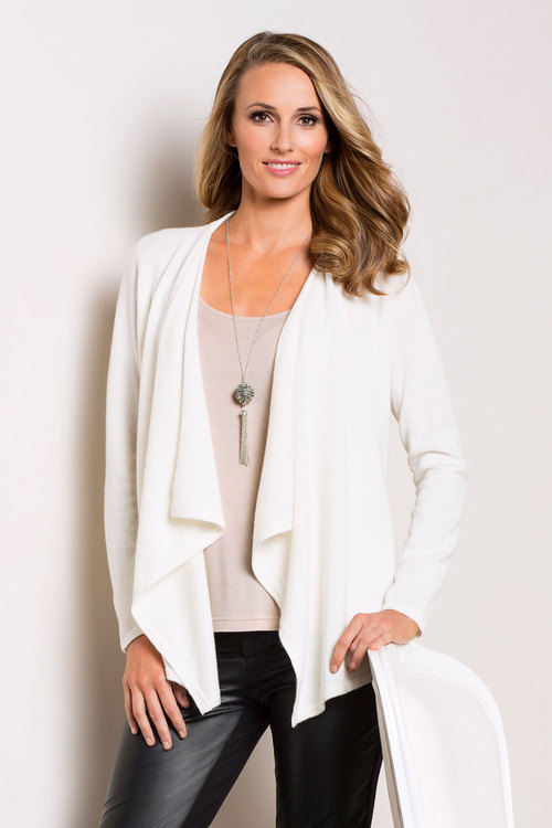 Grace Hill Cashmere Blend Cardigan