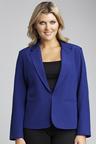 Plus Size - Sara Lined Blazer