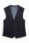 Next Black Suit: Waistcoat