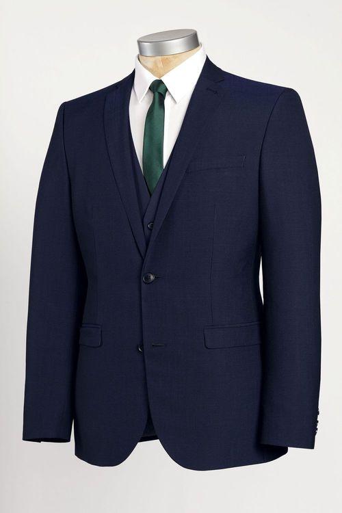 Next Ink Suit: Waistcoat