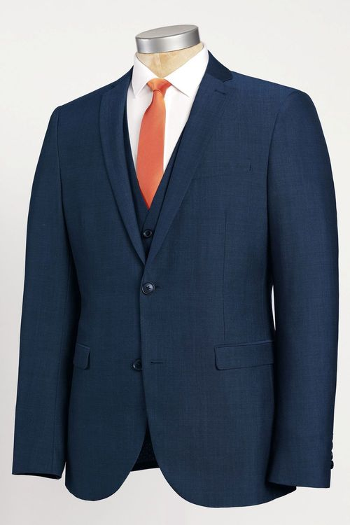 Next Sapphire Suit: Waistcoat