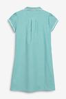 Next Lace Gingham Dress (3-14yrs)