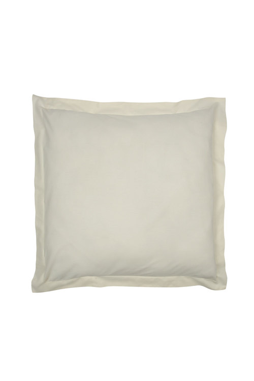 250 Thread Count Pure Cotton European Pillowcase Pair