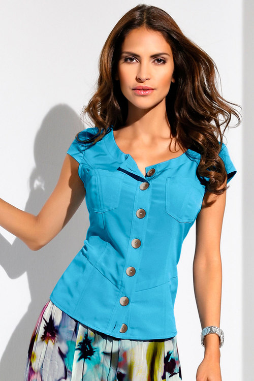 Heine Short Sleeved Blouse