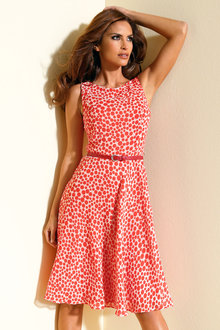 Heine Spotted Dress - 116283