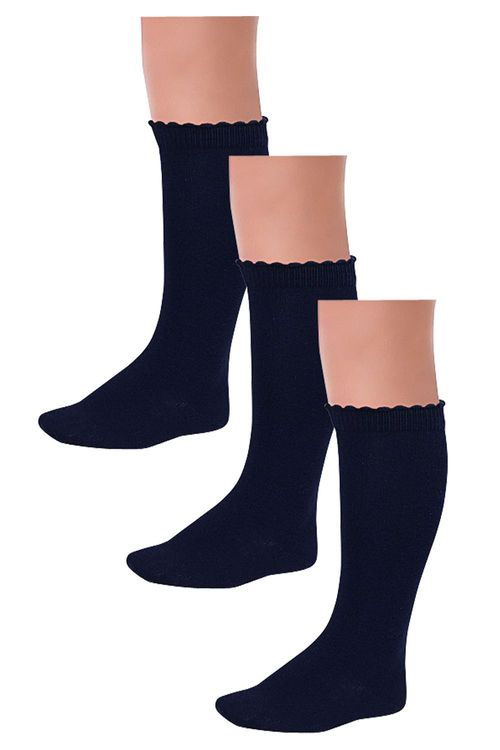 Next Knee High Socks Three Pack (Older Girls)