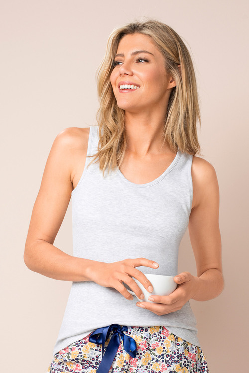 Shelf Bra Tank