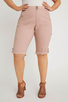 Sara Cargo Shorts - 118264