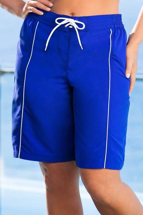 Plus Size - Sara Quickdry Boardshorts