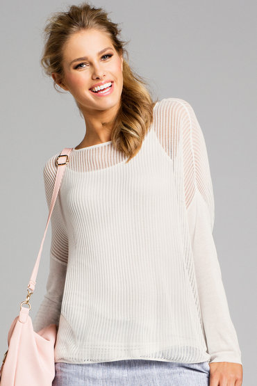Capture Boxy Knit