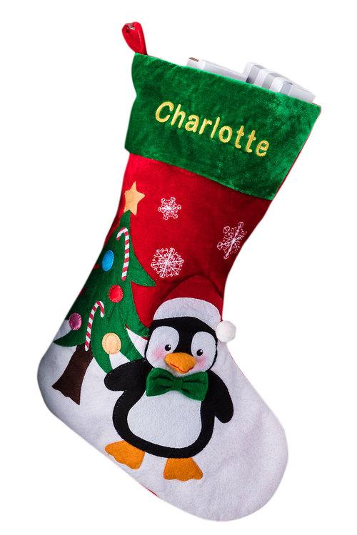 Personalised Christmas Stocking Online | Shop EziBuy Home