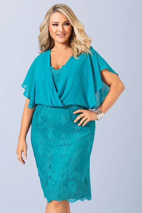 2412764ecad Sara Lace Sequin Dress Online | Shop EziBuy