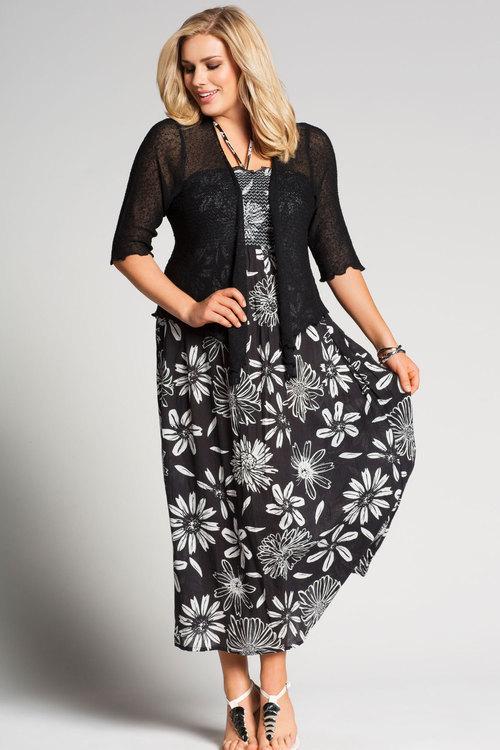 Plus Size - Evans Daisy Maxi Dress
