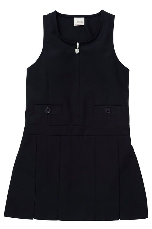 Next Zip Front Pinafore Dress (3-10yrs)