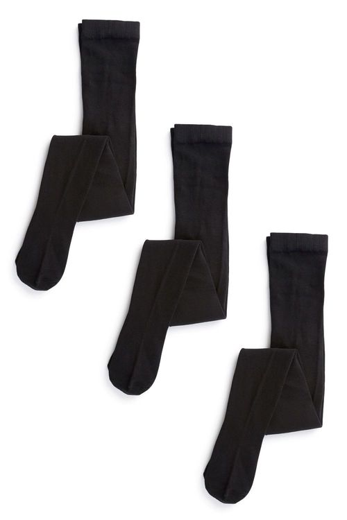 Next School Tights Three Pack (3-16yrs)