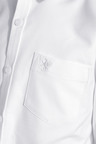 Next White Long Sleeve Oxford Shirt (3-16yrs)