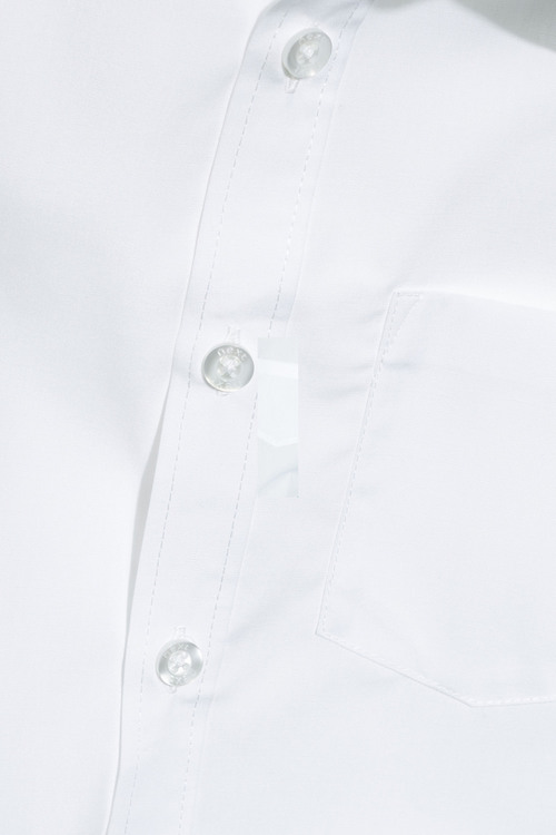 Next Short Sleeve Easy To Iron Shirts Two Pack (3-16yrs)