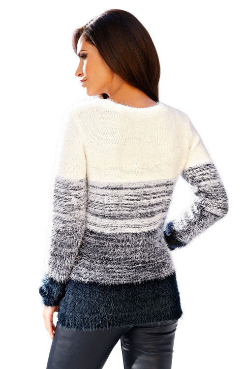 Heine Feather Knit Sweater