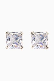 Next Cubic Zirconia Stud Earrings - 124319