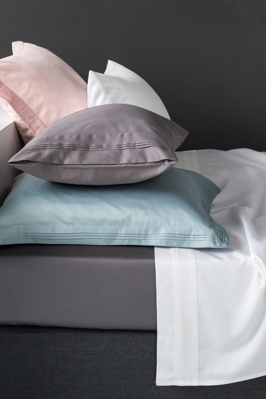 800 Thread Count Sateen 100% Cotton Flat Sheet