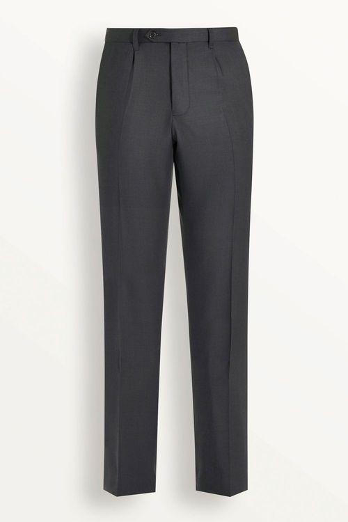 Next Single Pleat Trousers