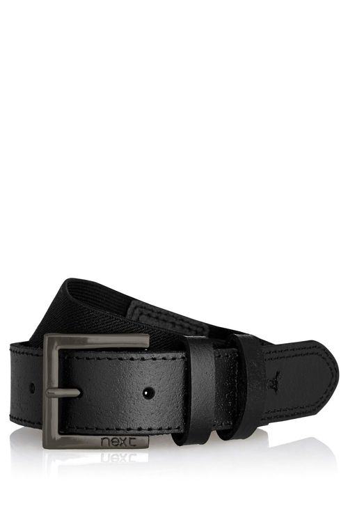 Next Leather And Elastic Belt (4-16yrs)