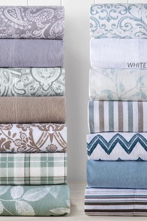 Cotton Flannelette Sheet Sets