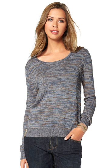 Urban Draped Back Pullover