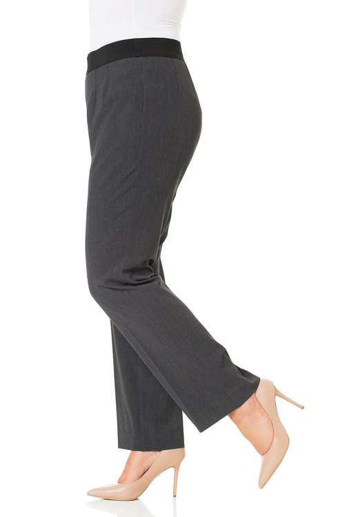 Plus Size - Sara Workwear Pants