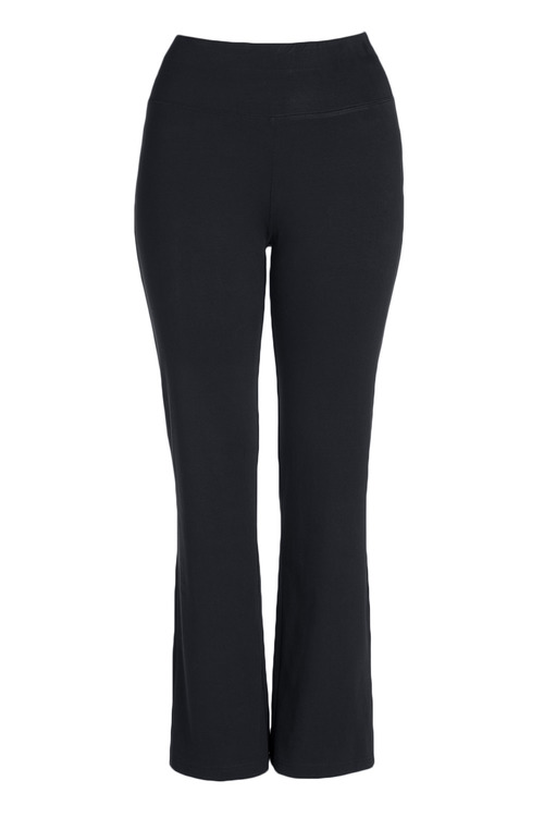 Plus Size - Sara Bootleg Leggings